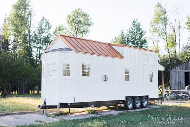 Sandpoint Farmhouse tiny house