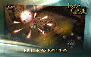 Lara Croft Guardian of Light APK+DATA 1.2