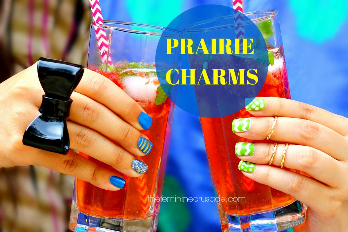 Nail Manicures & Summer Cocktails with Prairie Charms