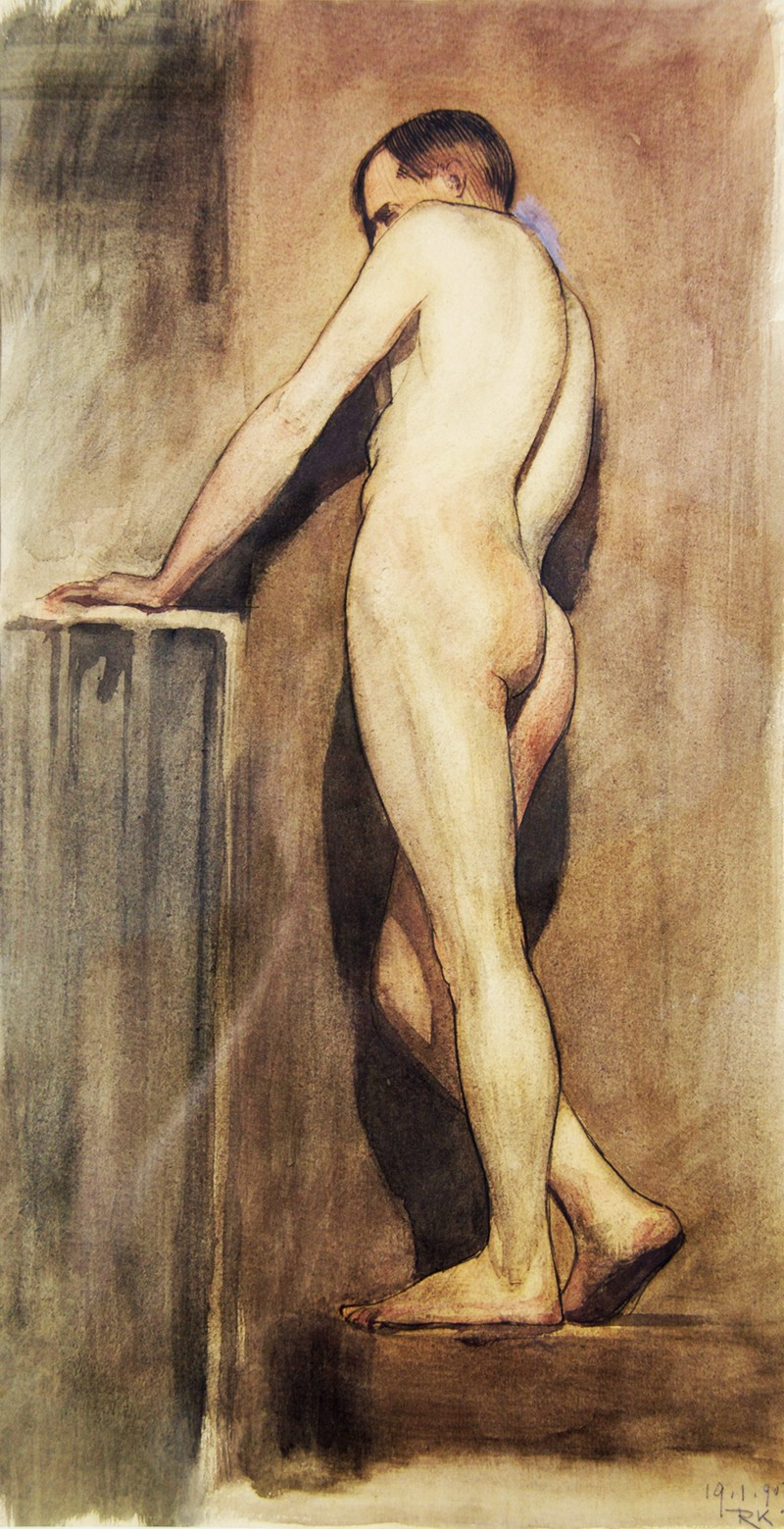 Public nudity in walmart