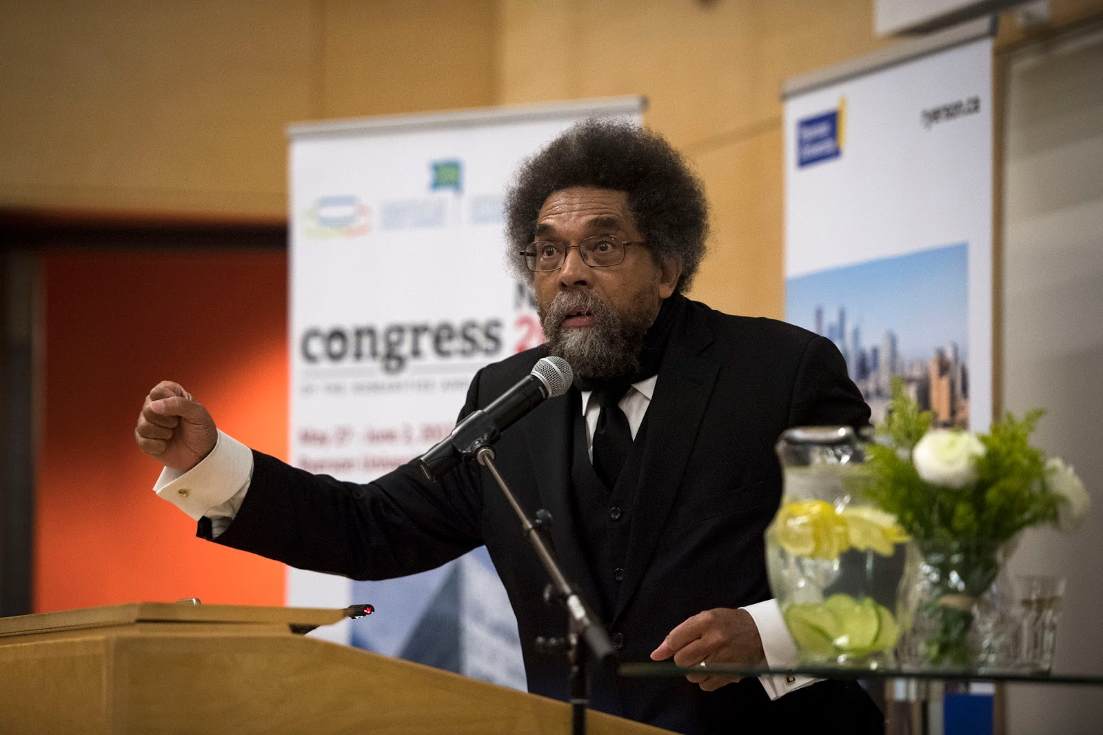Example Of An Essay Paper Cornel West Courtesy Of Ryerson University Photo By Kevin Van Paassen Process Essay Thesis also Essays On Science Fiction Angles Covered Cornel West Talks About Race Democracy Justice And  Term Paper Essays