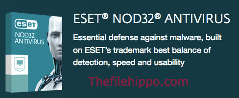 Download ESET NOD32 Antivirus Offline Installer