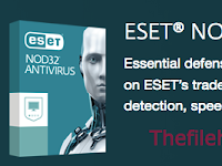 Download ESET NOD32 Antivirus 2018 Offline Installer