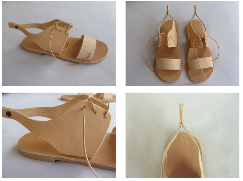 Young Doe Old Crow Rachel Corry S Amazing Handmade Sandals