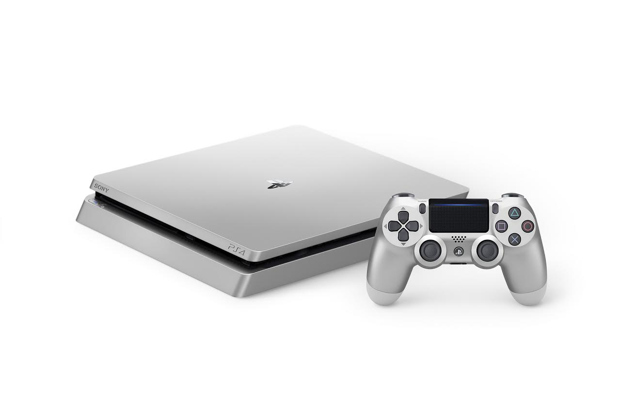 Se confirman PS4 Gold y PS4 Silver para el 28 de junio