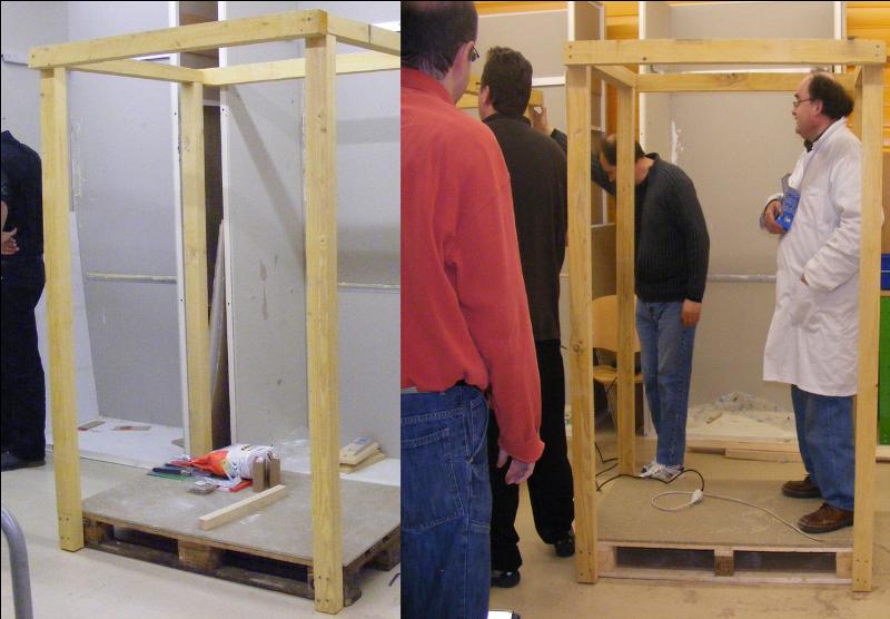 pose de placo cours de. Black Bedroom Furniture Sets. Home Design Ideas