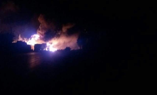 Ataques aéreos atingem comboios do Crescente Vermelho Sírio - Michell Hilton