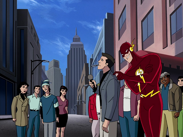 animeflavor justice league episode 61