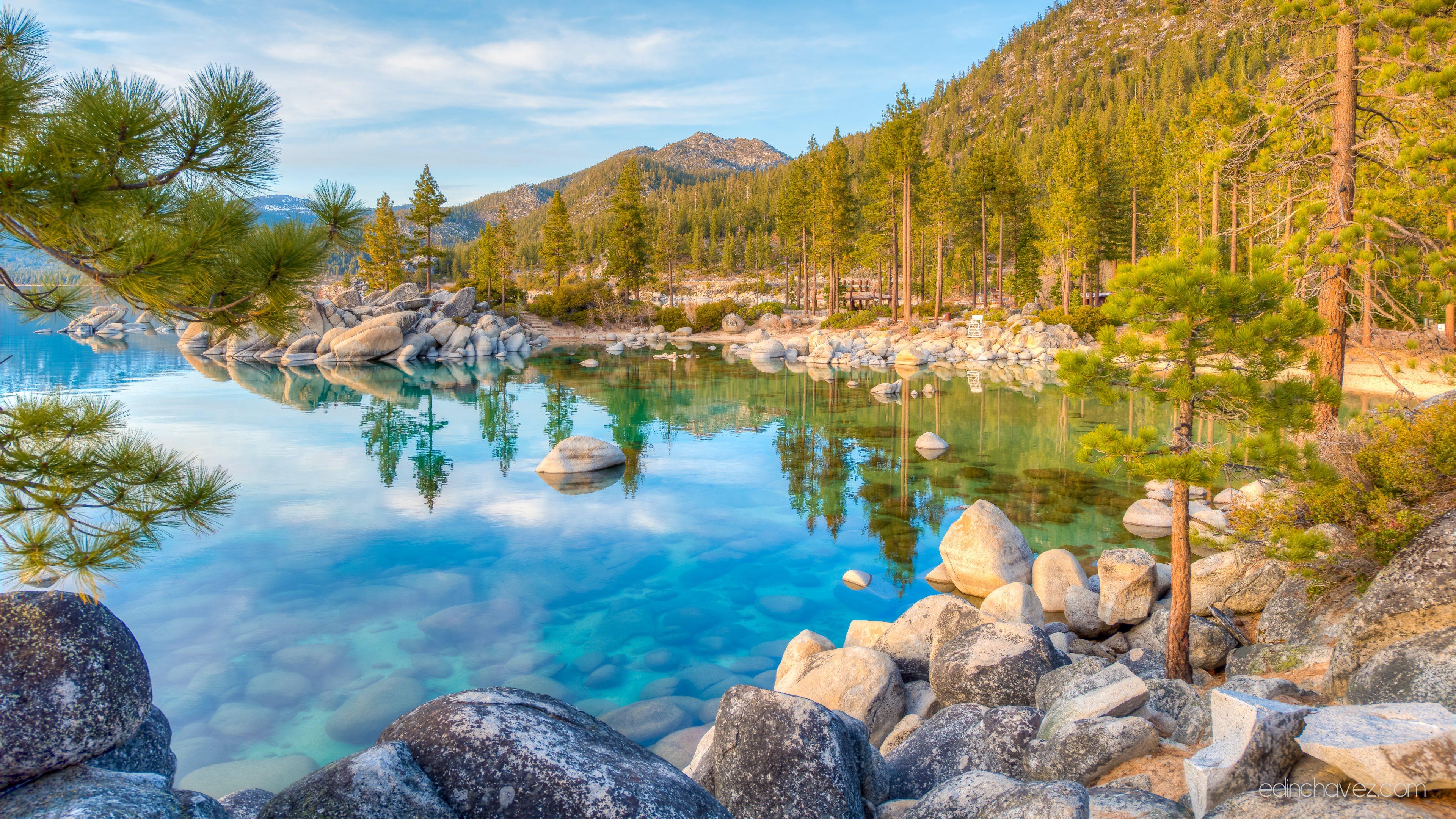 wallpaper lake tahoe ultra hd 4k 3840x2160