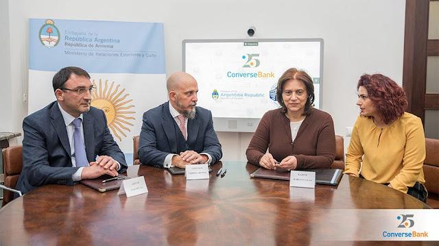 Centro argentino se inaugurará en Yerevan Brusov