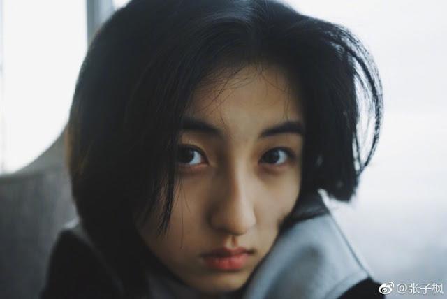 Wendy Zhang Zifeng New Generation Four Dan Actress