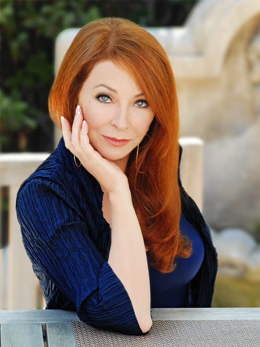 Cassandra Peterson bathing suit