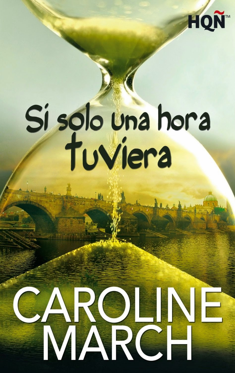 si solo hora tuviera caroline march