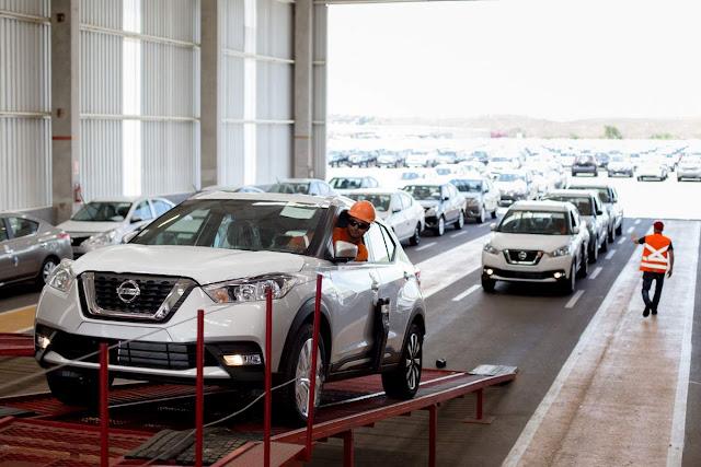 Nissan chega a 30 mil carros produzidos para exportação