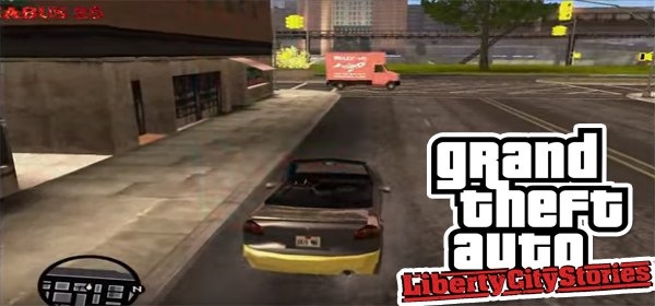 Grand Theft Auto Liberty City - Screenshot 3