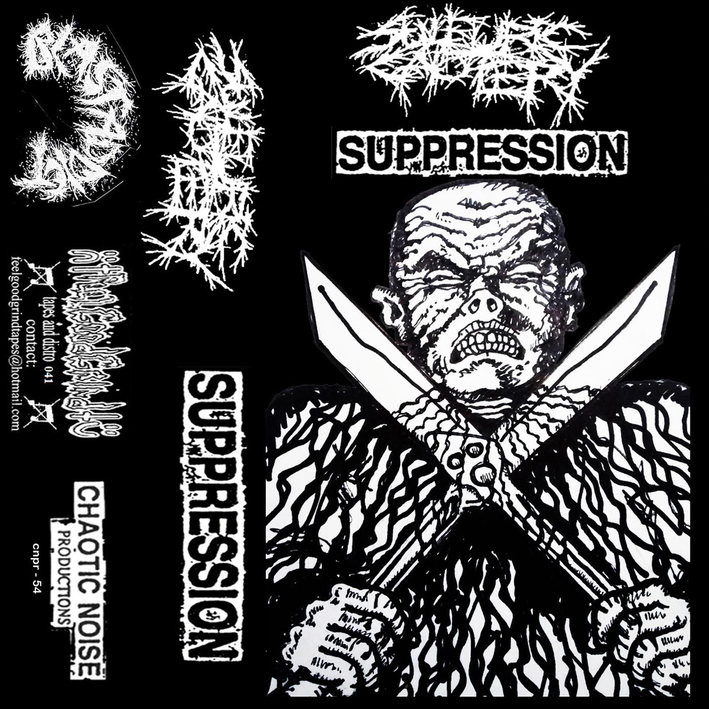 Suppression  >> The Roach Motel