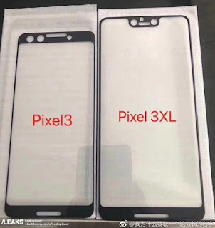 Dijual Screen Protector Google Pixel 3 dan Google Pixel 3 XL