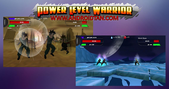 Power Level Warrior Mod Apk Latest Version