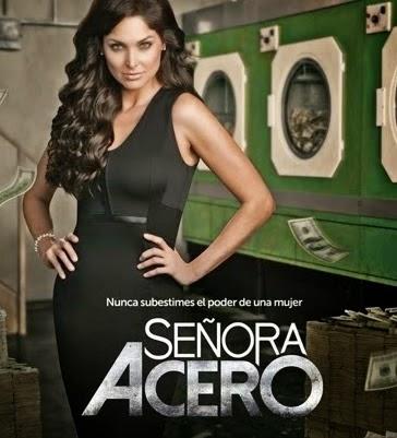 "MasQueTelenovelas: Tercer promocional de ""Señora Acero ... | 364 x 401 jpeg 41kB"