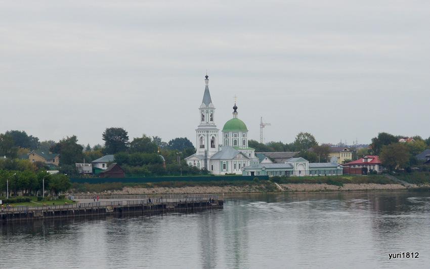 Екатерининский женский монастырь Тверь