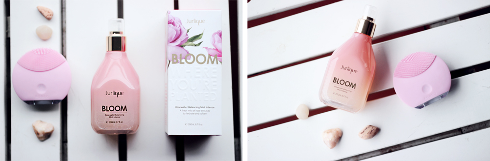 Jurlique bloom rosewater balancing mist intense review blog