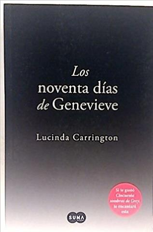 Los noventa días de Genevieve - Lucinda Carrington