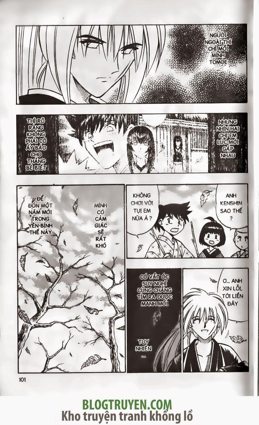 Rurouni Kenshin chap 173 trang 8