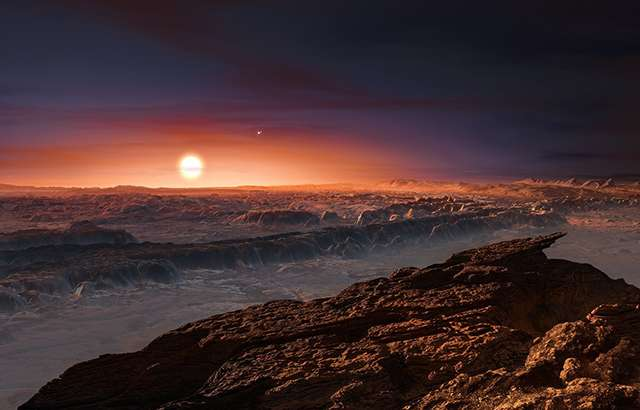 Proxima b is in host star's habitable zone, but could it really be habitable?