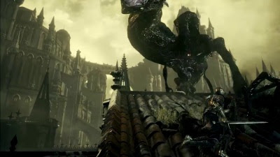 Dark Souls III (Game) - 'Darkness Spreads' Trailer - Screenshot