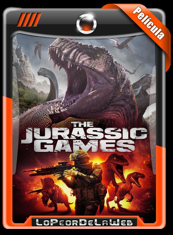 The Jurassic Games (2018) 720p H264 Mega