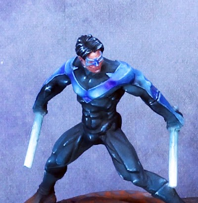[Batman] Nightwing, batman : gotham city chronicle