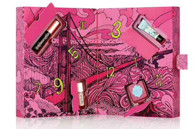benefit beauty advent calendar 2017