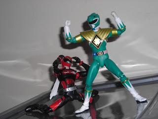 SH Figuarts Dragon Ranger Zyuranger Akibaranger Powerful Rangers