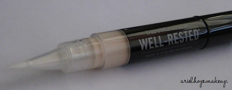 Ariel Hope: Review: Bare Minerals Well-Rested Face & Eye ...