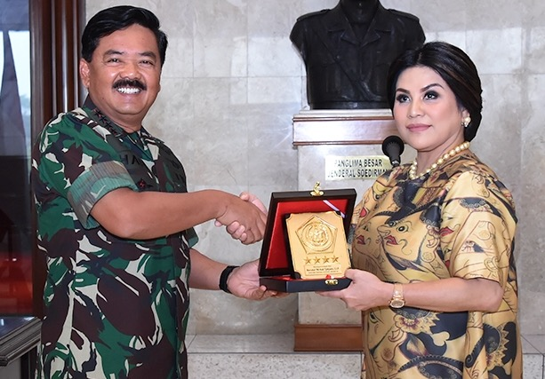TNI dan INSA Jalin Kerja Sama Bidang Pelayaran