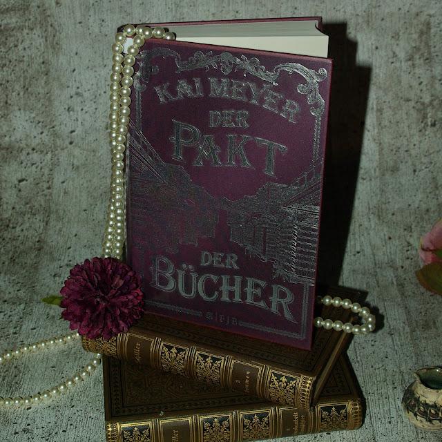 [Books] Kai Meyer - Der Pakt der Bücher