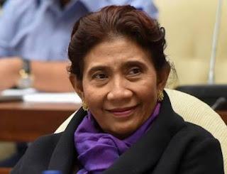 Menteri Indo Susi Pudjiastuti