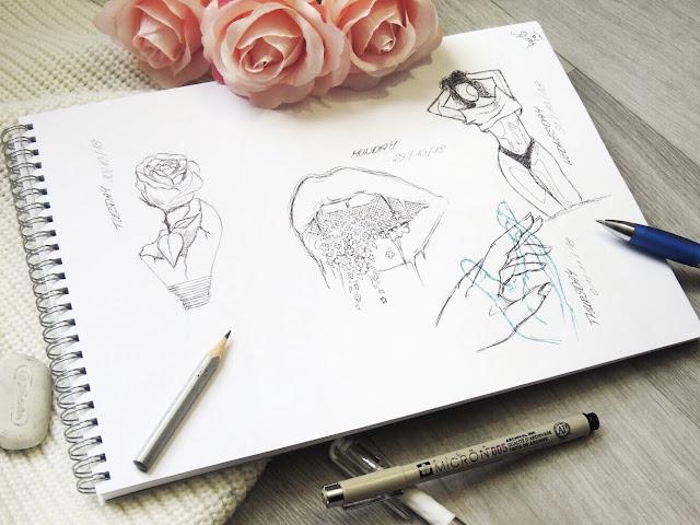 Bullet Journal Sketches