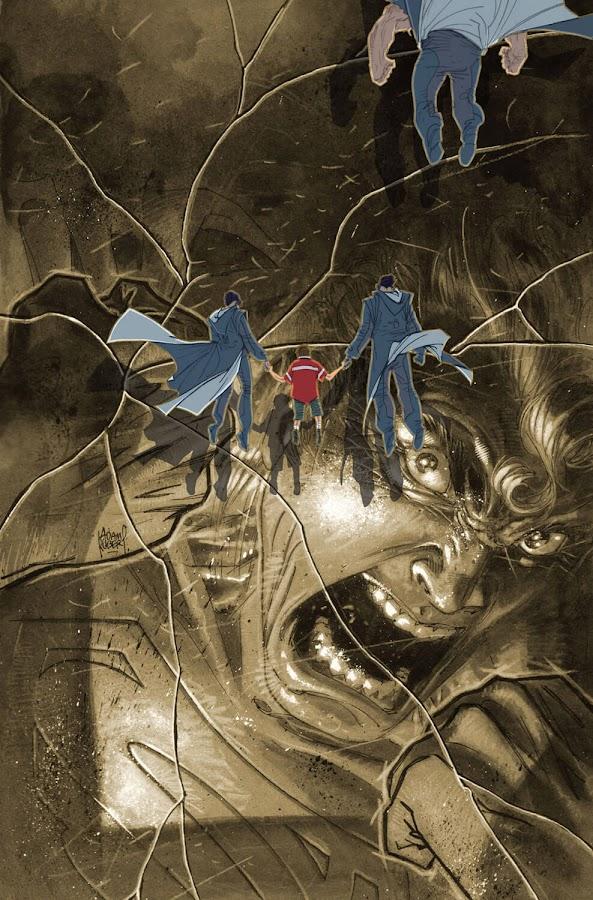 superman phantom zone krypton dc comics