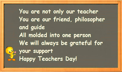 Teachers Day Wishes