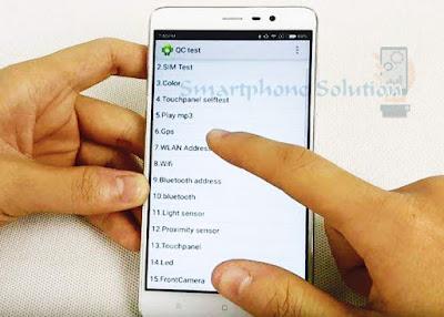 cara mengecek touchscreen hp android xiaomi yang error Cara Cek Touchscreen Hp Xiaomi Yang Error