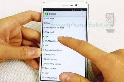 Cara Cek Touchscreen HP Xiaomi yang Error