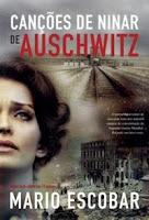 Livro Canções de Ninar de Auschwitz