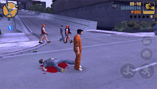 Player akan berperan sebagai Cloude yang dapat berjalan Unduh Game Android Gratis Grand Theft Auto 3 apk + data