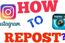 Repost Video On Instagram