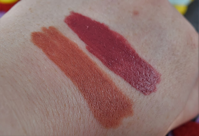 Lord & Berry Lipstick Swatch