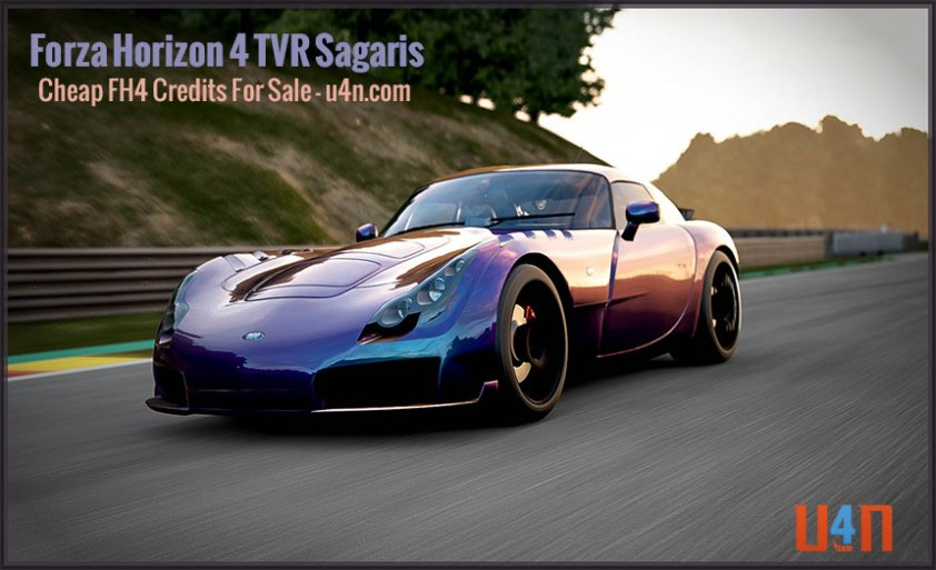 Thomas Shaw's Blog: Forza Horizon 4 car list: The most