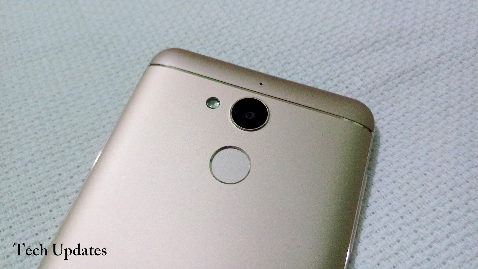 How to setup Fingerprint scanner on Coolpad Note 5 and Functions