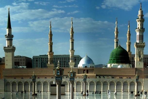 Sejarah Terbakarnya Masjid Nabawi