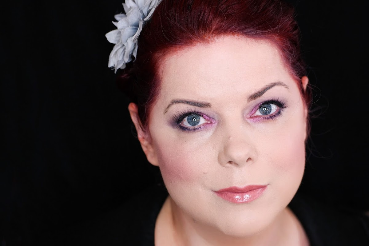 fertiges Braut Makeup